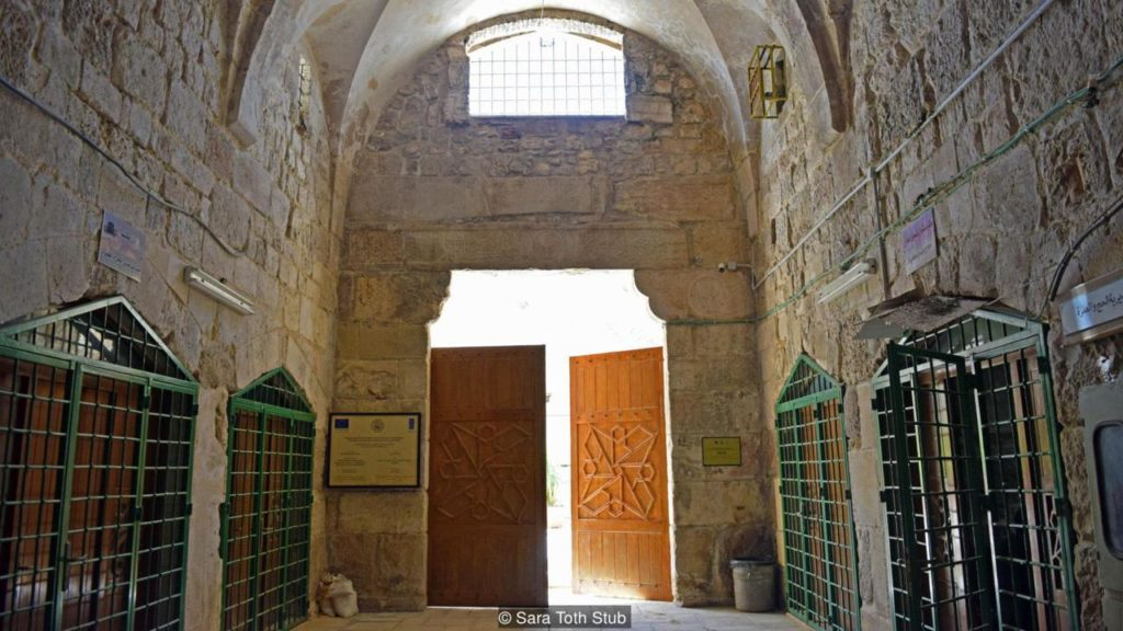 Një sekret 700-vjeçar në Jerusalem