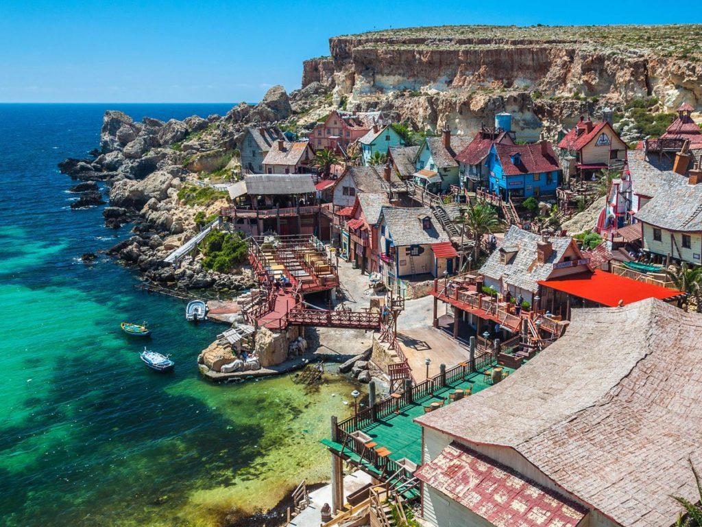 Pamje të mahnitshme, shihni mrekullitë e 19 fshatrave (Foto)