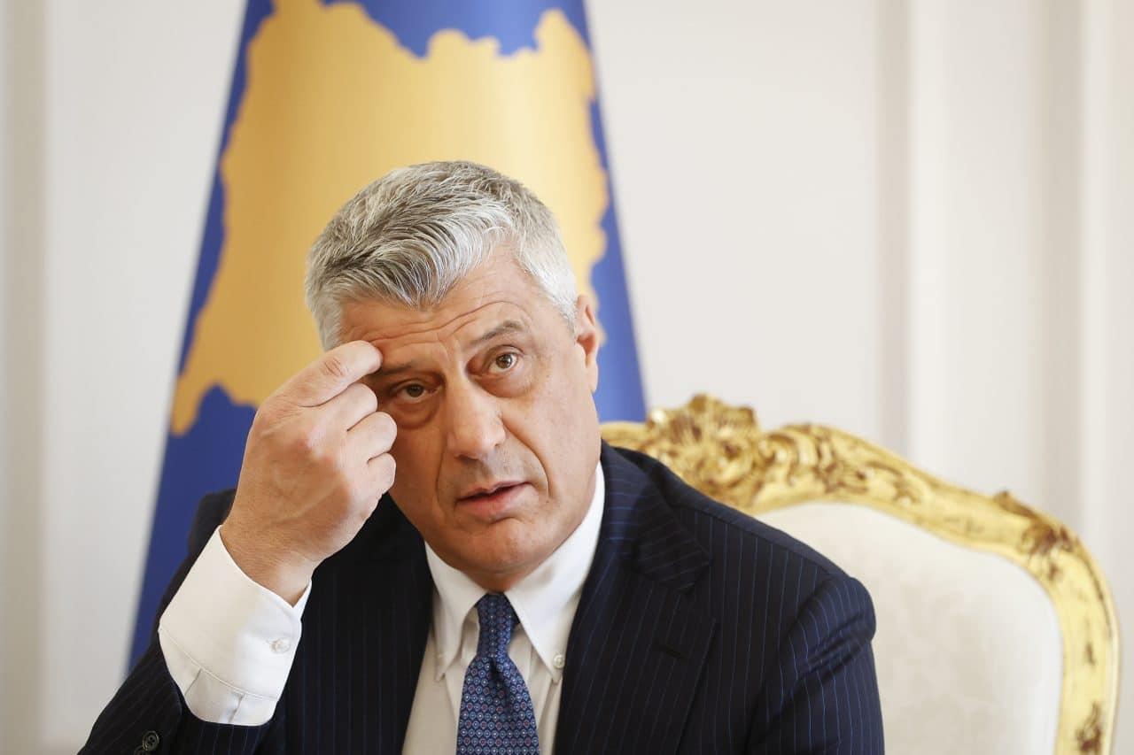 Fjalëkryqi i komplikuar politik i Kosovës pas paralajmërimit të Hashim Thaҫit