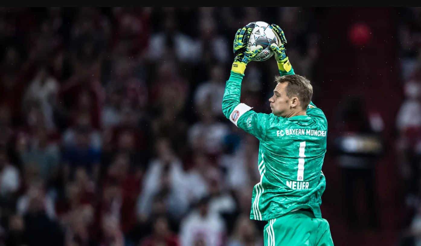 Manuel Neuer do veç Bayern Munchen-in, rinovon edhe për 3 vite me bavarezët