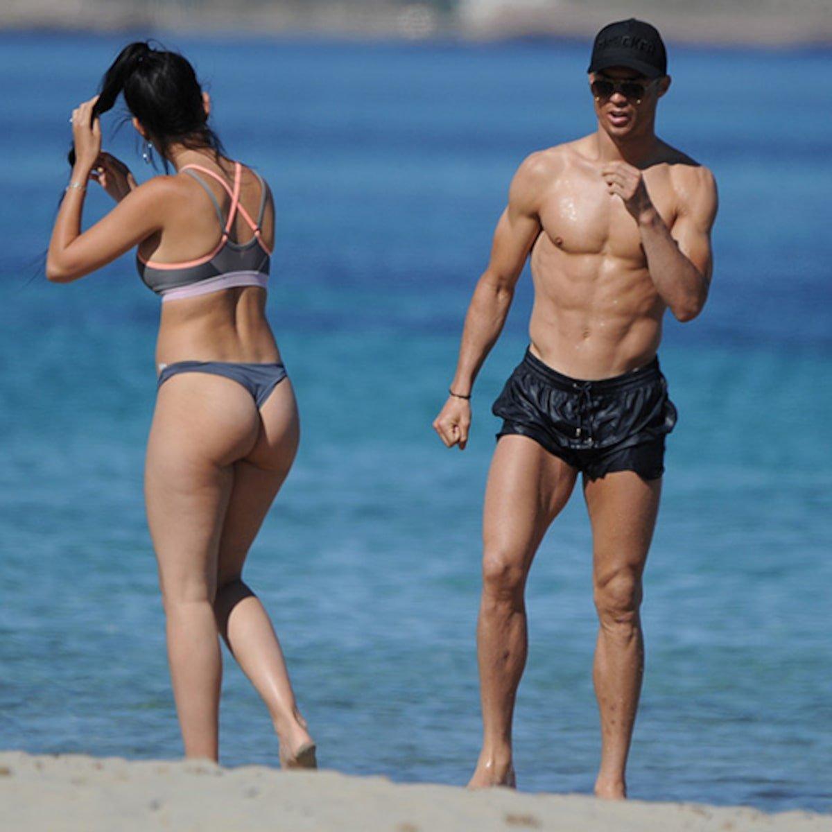"""Ronaldo """"torturon"""" partneren e tij,  ja """"çfarë heq"""" Georgina…(FOTOT)"""
