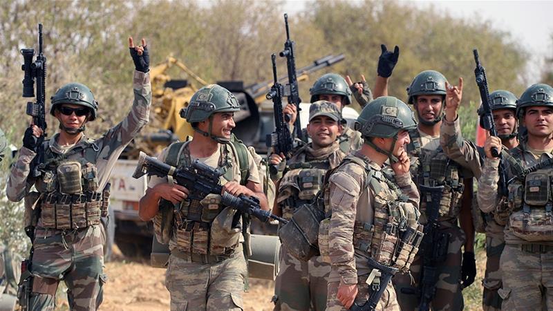 Turqinë nuk e ndal as Coronavirus, zbarkon ushtrinë drejt kurdëve