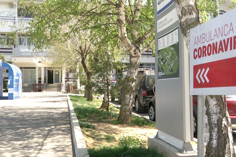 Humb jetën një pacient nga COVID-19 në Kosovë