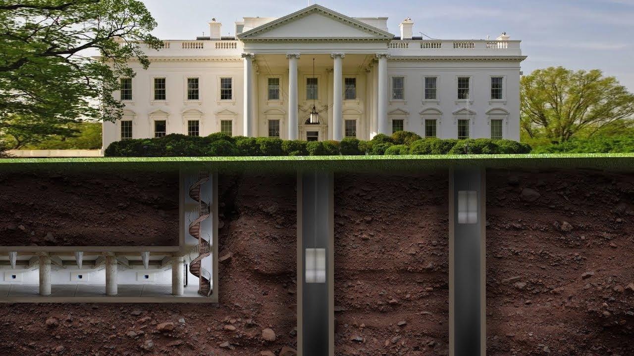 Ja ku bunkeri ku u fsheh Trump, njihuni me dhomat sekrete të Shtëpisë së Bardhë (FOTOT)