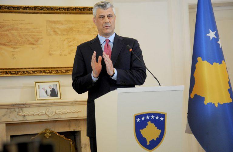 A do të ketë shkëmbim territoresh me Serbinë? Si përgjigjet presidenti Thaçi