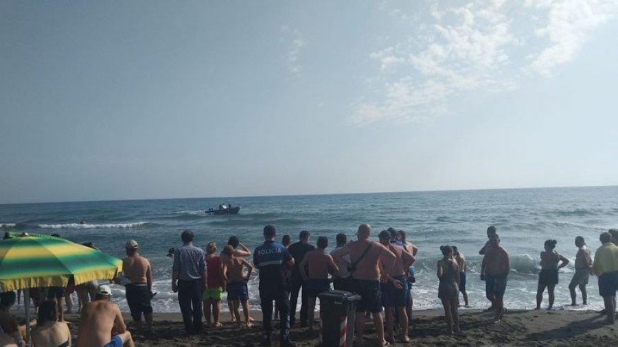 Mister rrethanat  Nga Kosova në Shëngjin për të pushuar  mbytet në det i moshuari
