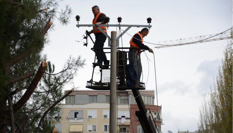 Nesër do të ketë ndërprerje energjie për disa orë në këto zona të Tiranës