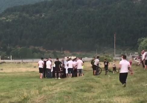 Sherri në Bulqizë  policia jep detaje  U sulmuan dy vëllezër me thikë  largohet autori
